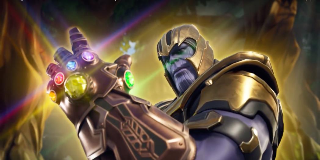 Guante del Infinito de Thanos