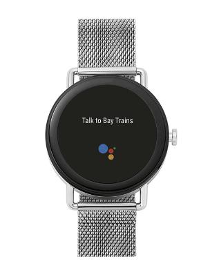 uso voz en Wear OS con el asistente de Google