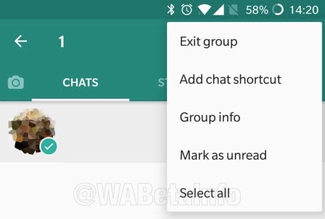Nueva gestión grupos WhatsApp