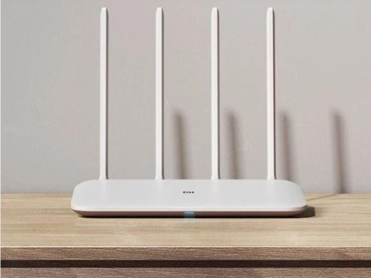 Diseño del Xiaomi Mi Router 4