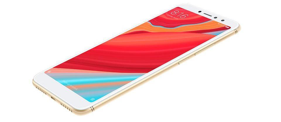 Imagen render oficial Xiaomi Redmi S2