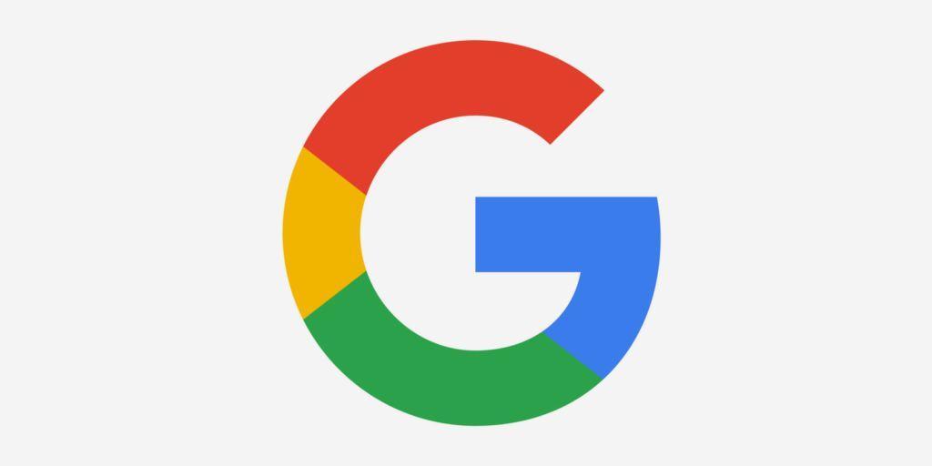 Logo de la aplicación de Google