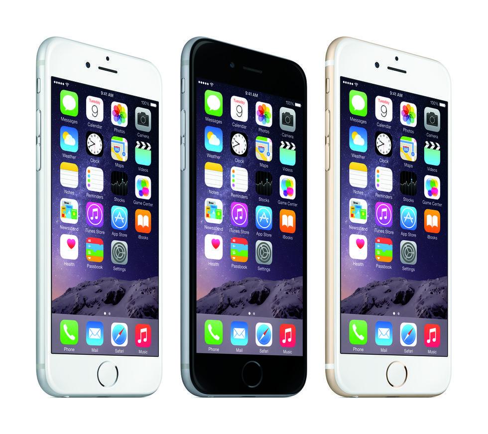 Diseño del iPhone 6