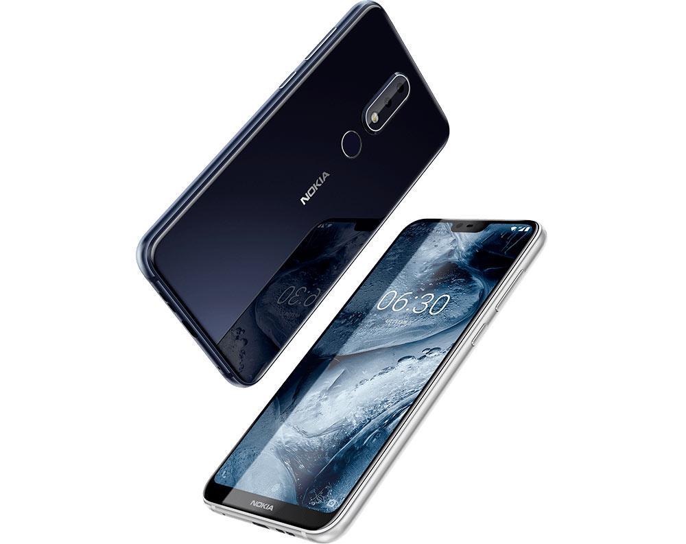 Cámara del Nokia X6