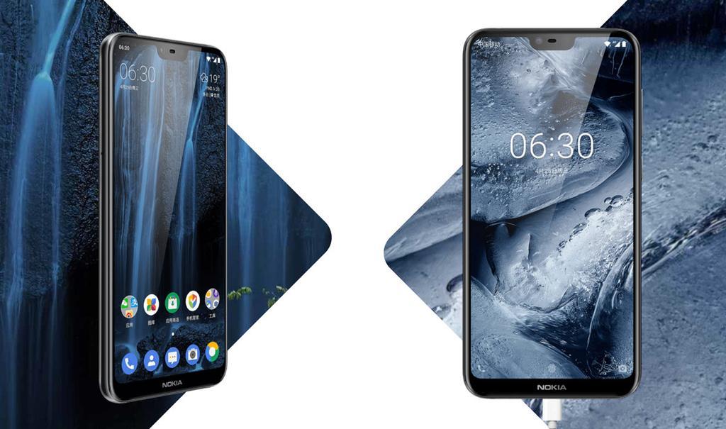Acabado del Nokia X6