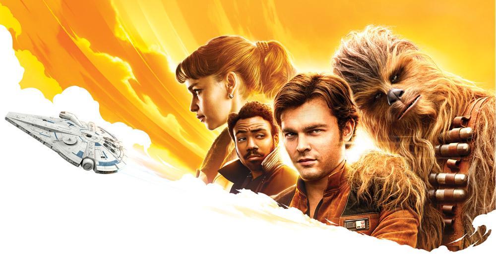 Star Wars películas Solo