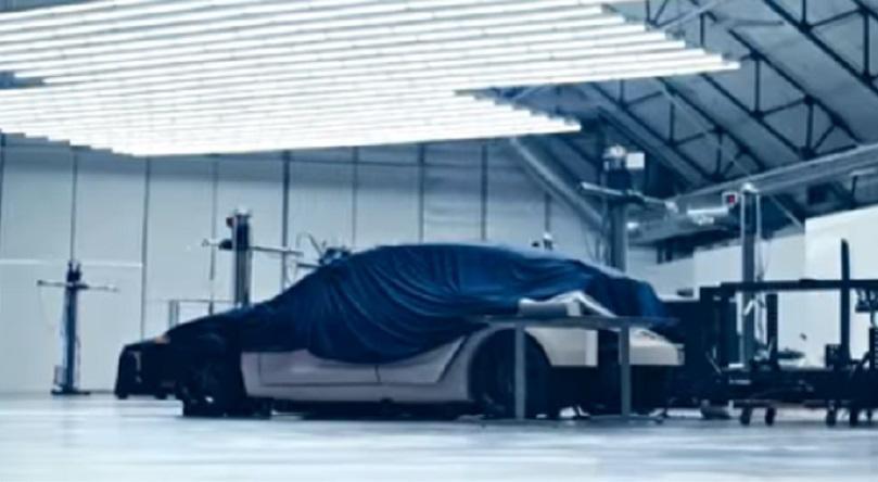 Prototipo de Tesla