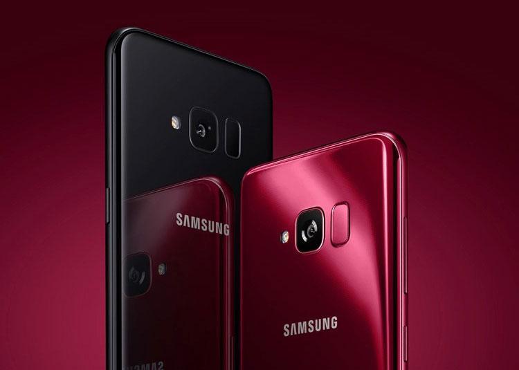 Colores del Samsung Galaxy S Light Luxury