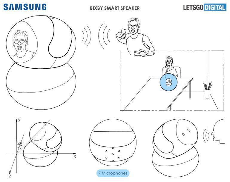 Altavoz Inteligente de Samsung