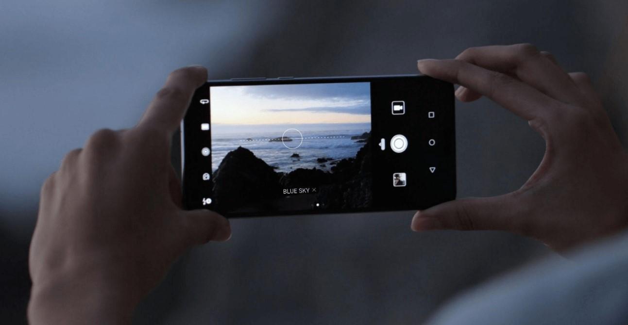 Aplicación Cámara del Huawei P20 Pro