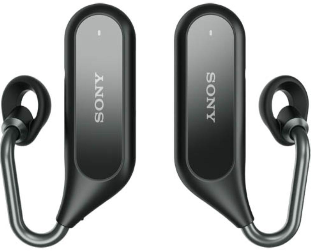 Imagen frontal de los Sony Xperia Ear Duo