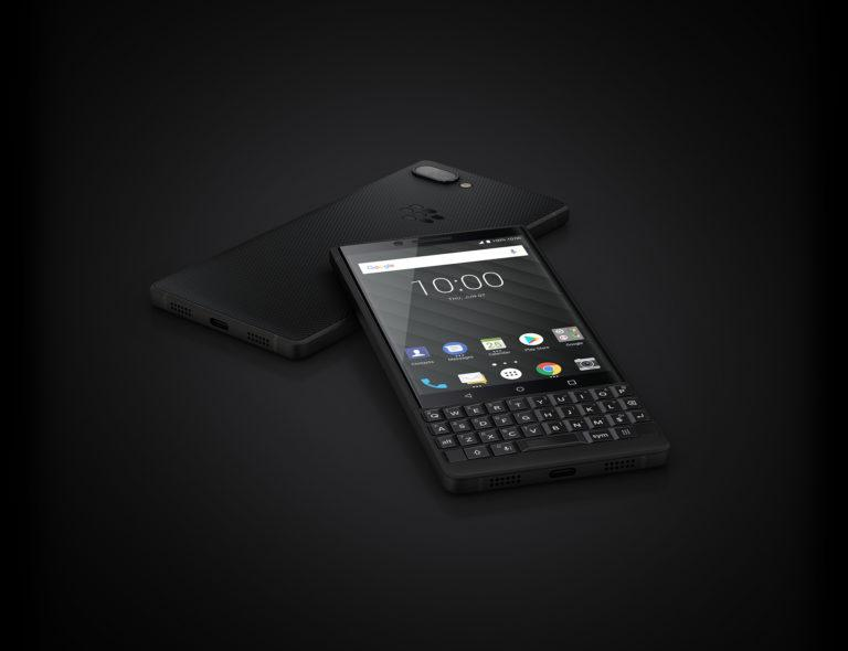 Diseño de BlackBerry Key2