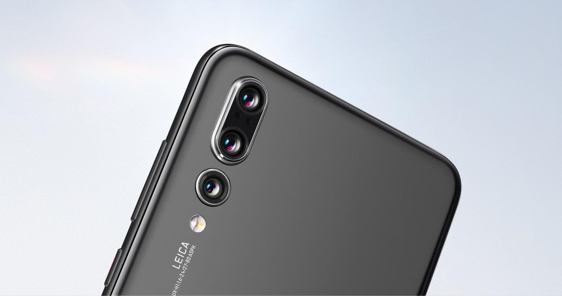 Foto de la cámara del Huawei P20 Pro