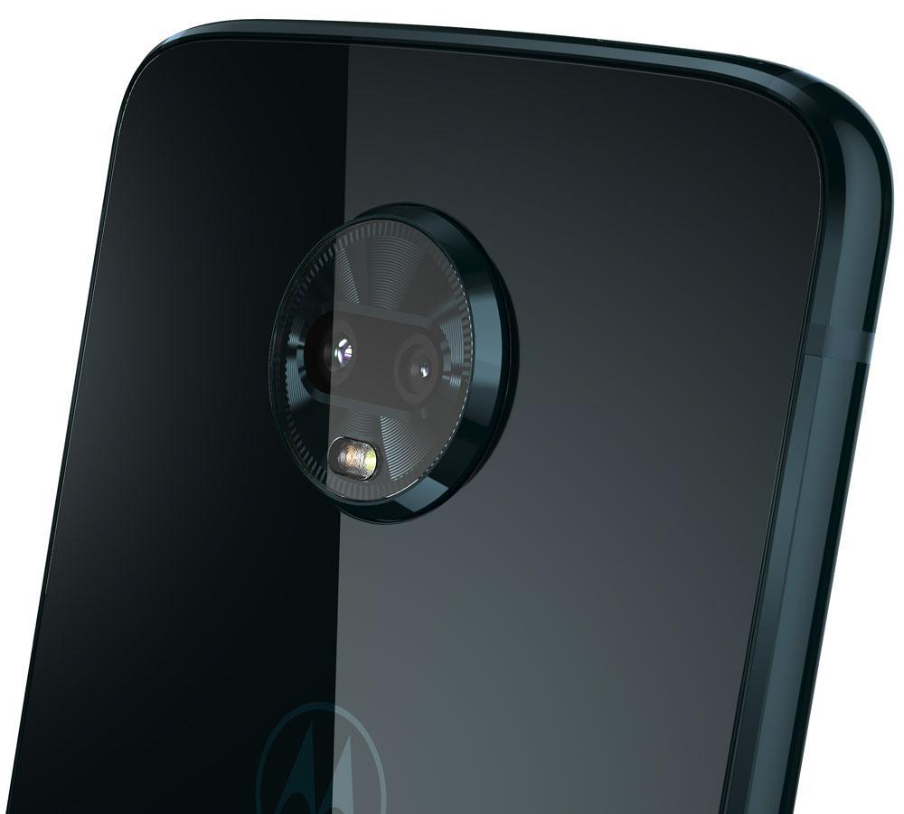Cámara trasera del Moto Z3 Play