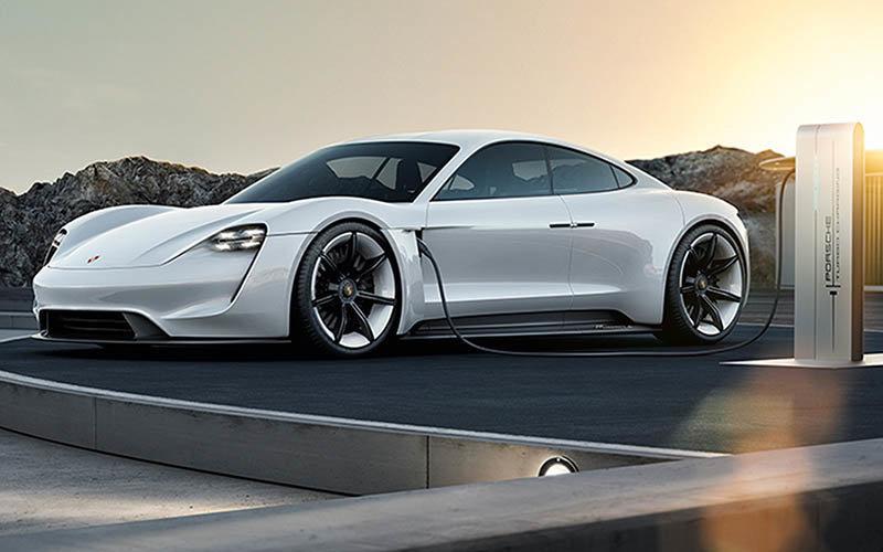 Coche eléctrico de Porsche