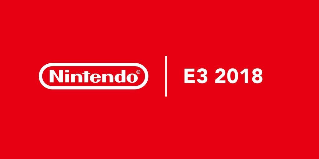 Logo de Nintendo en el E3