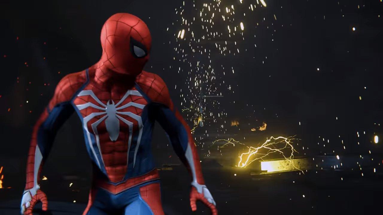 Nuevo juego de Spider-Man para PlayStarion en el E3