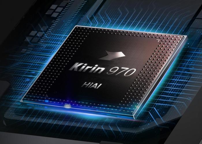 Procesador Kirin 970