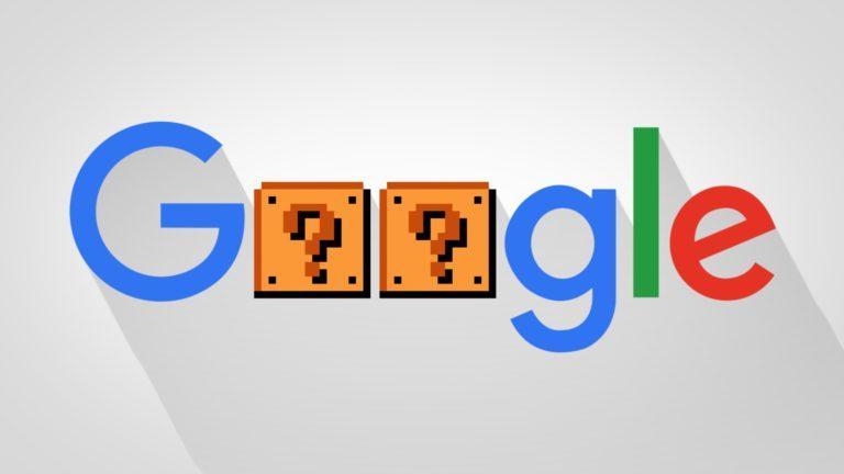 Logotipo Google Juegos