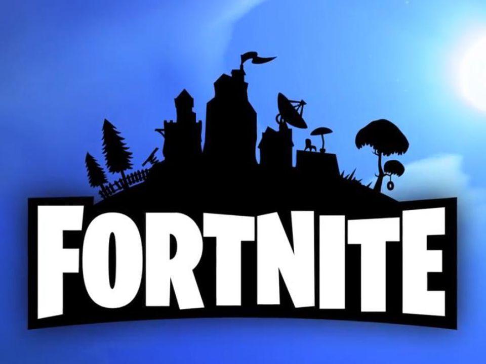 Logotipo de Fortnite