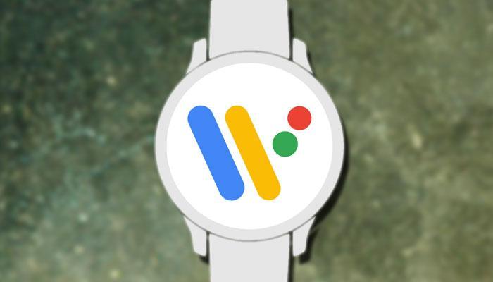 Logotipo de Wear OS