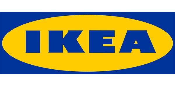 Logotipo de la compañía IKEA