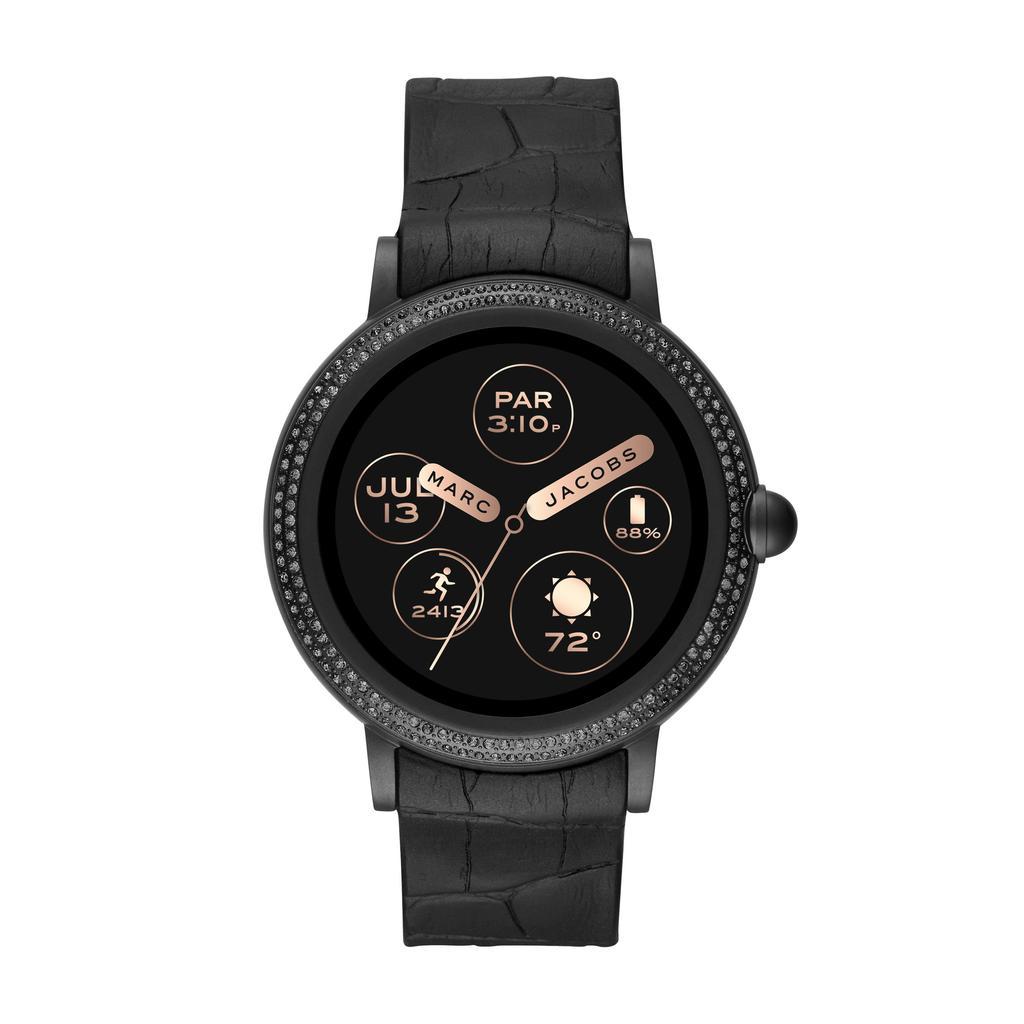 Reloj Marc Jacobs Riley con diseño tradicional