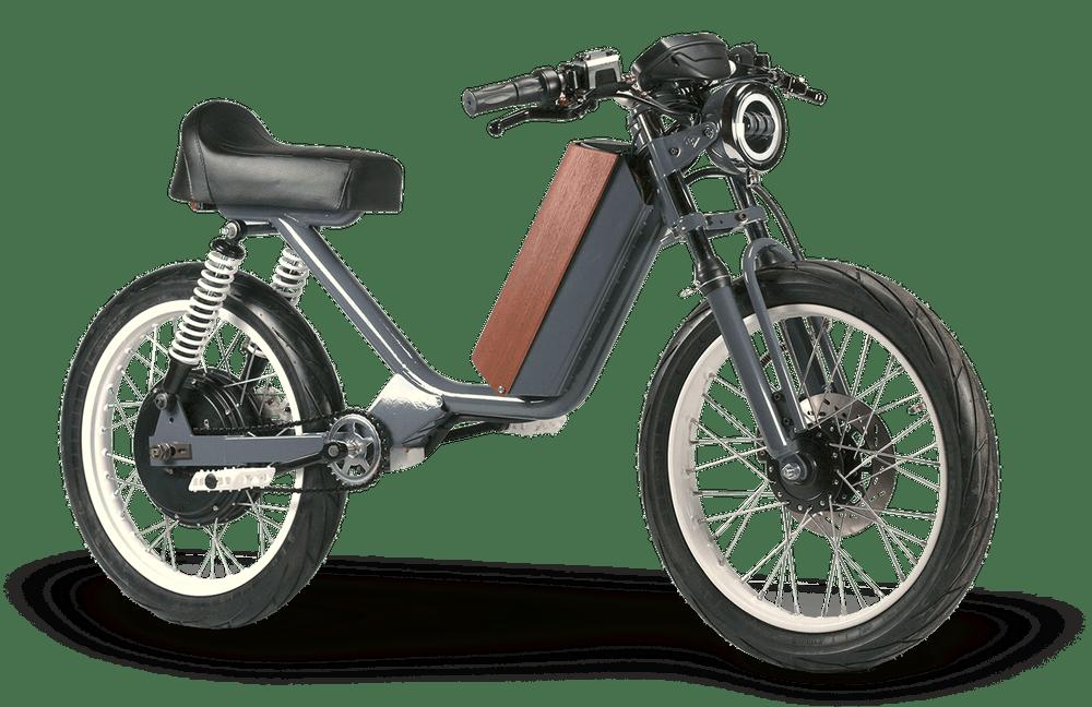 Bici eléctrica Onyx Retro