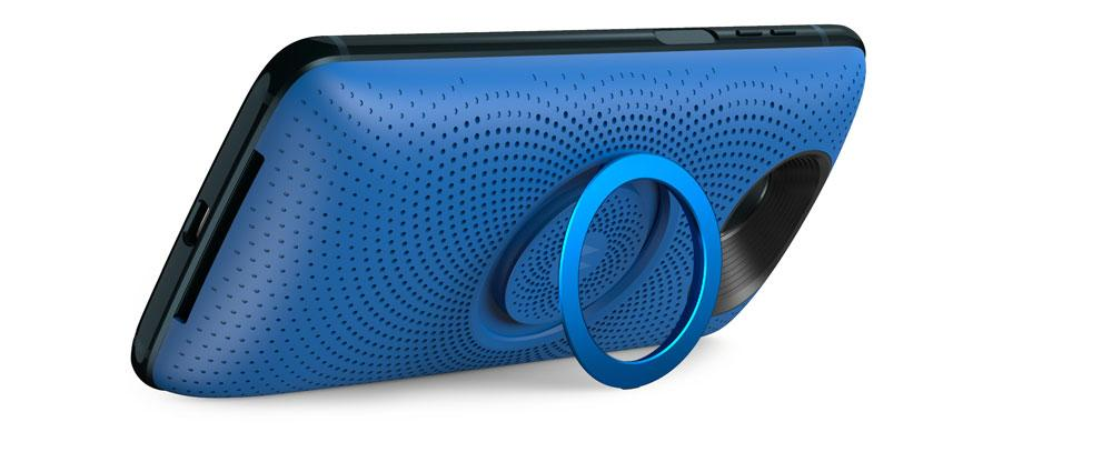 Uso de Moto Mod con el Moto Z3 Play