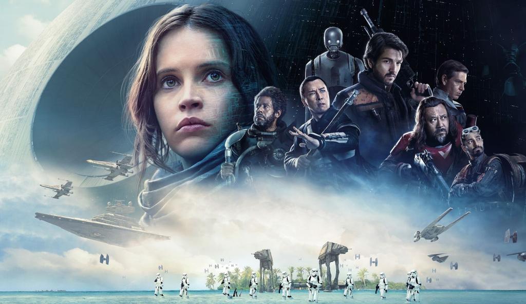 Rogue One en Netflix