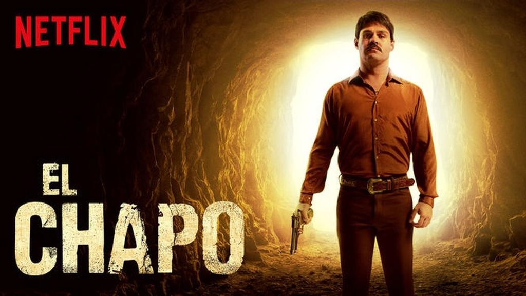 Chapo en Netflix