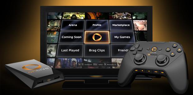 Plataforma OnLive de jeugos en streaming