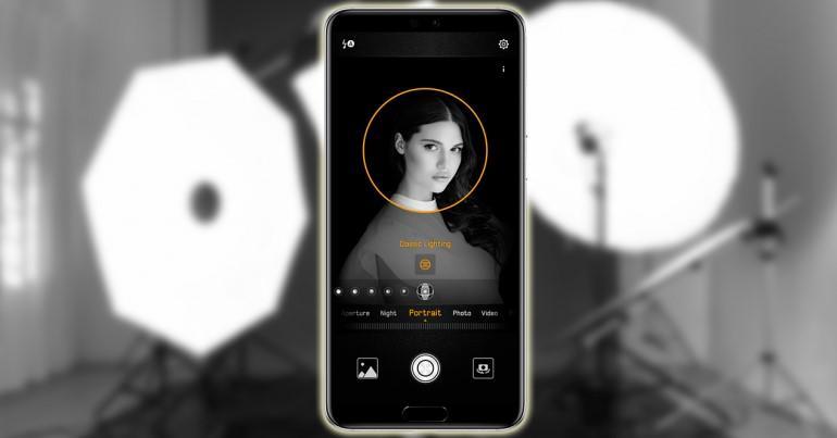 Modo retrato con el Huawei P20 Pro