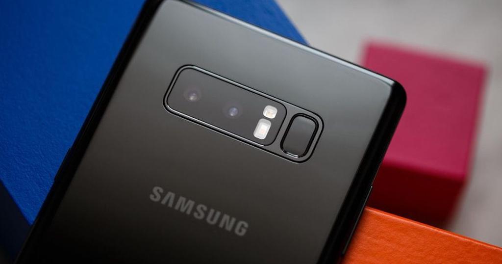 Camara del Samsung Galaxy Note 9
