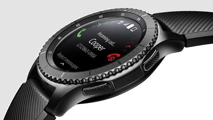 Diseño del Samsung Gear S4