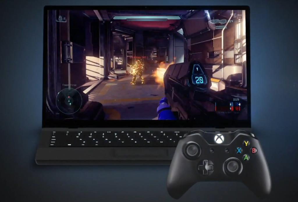 Xbox con Windows 10