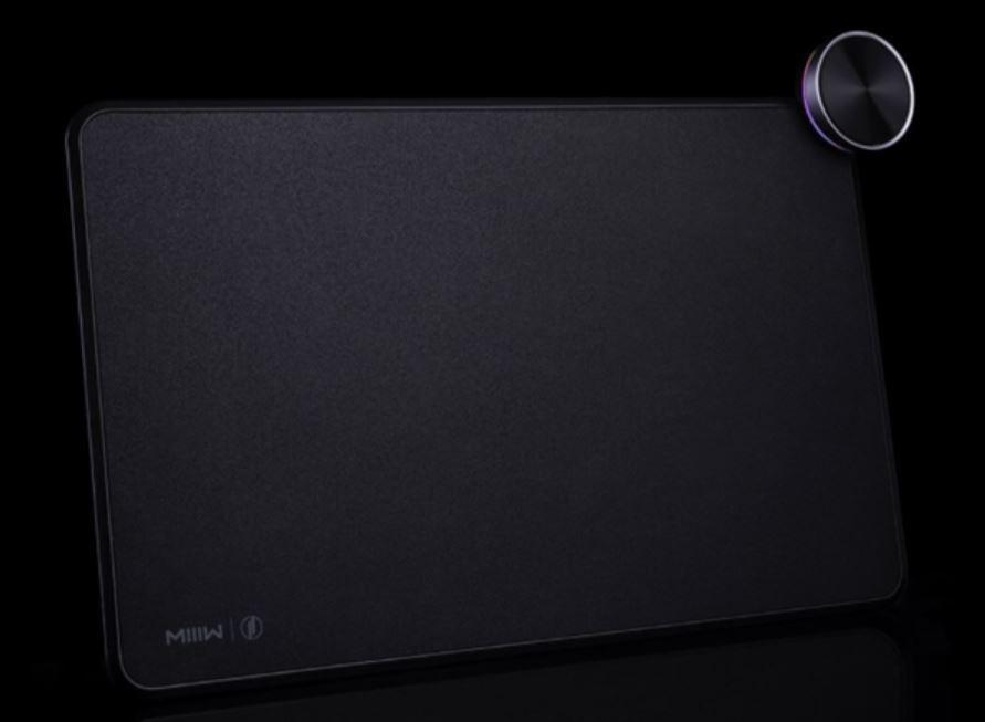 Diseño de la alfombrilla Xiaomi Mi Smart Mouse Pad