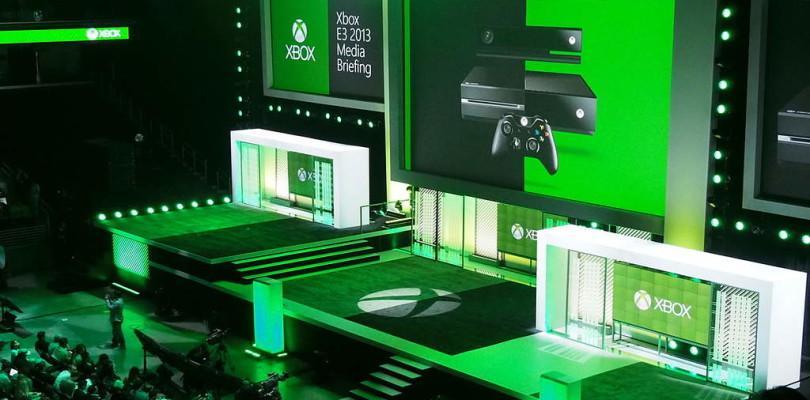 Logotipo de Xbox en la feria E3