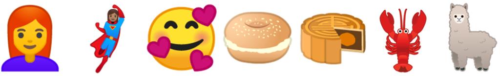 Nuevos emojis en Android P Developer Preview 3