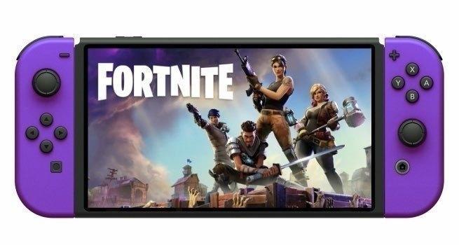 Llegada de Fortnite a Nintendo Switch