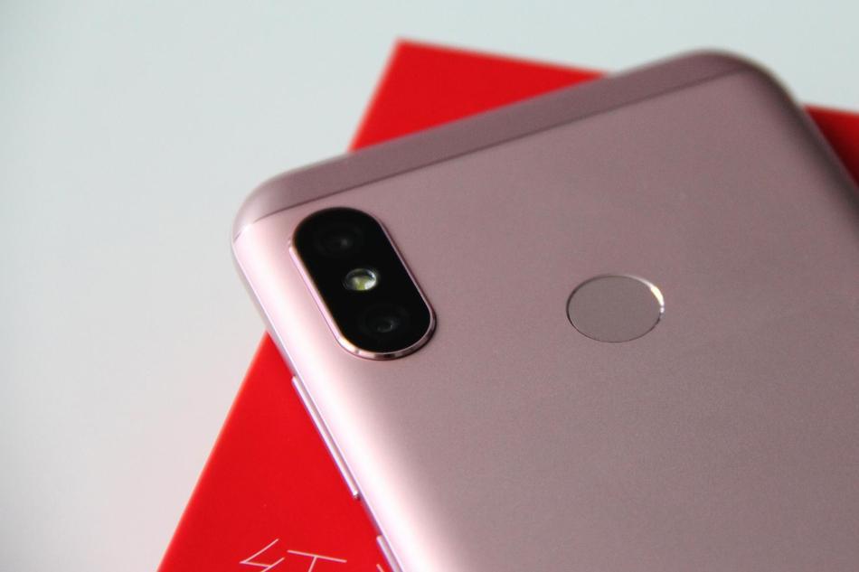 Lector de huellas del Xiaomi Redmi 6 Pro