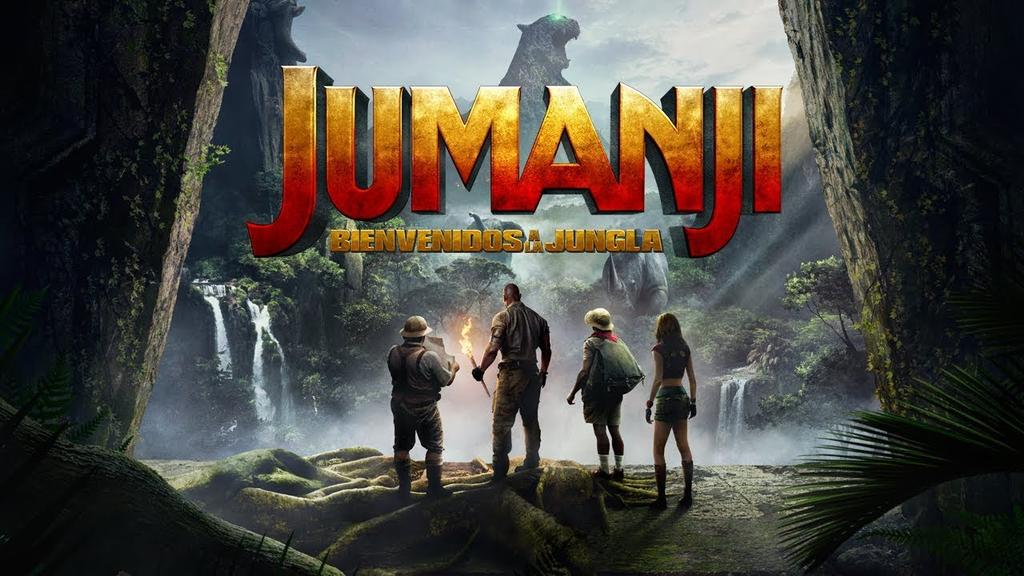 Jumanji en Movistar +