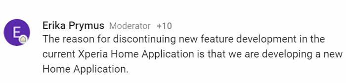 launcher Xperia ¿para cuando? Este cambio en el rumbo de Sony ha
