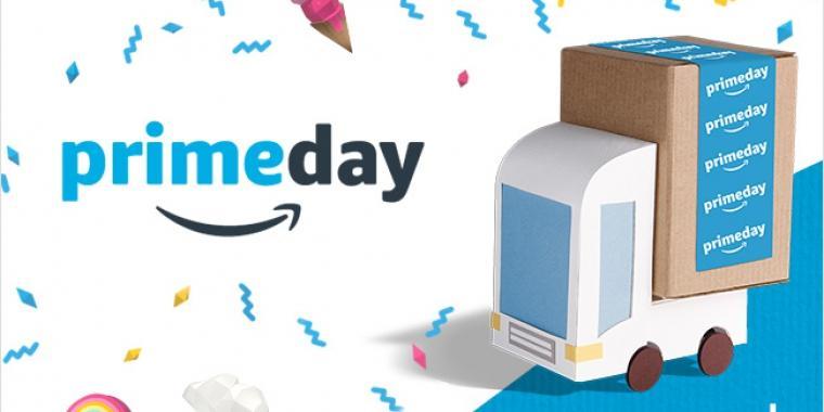 Logo Amazon Prime 2018