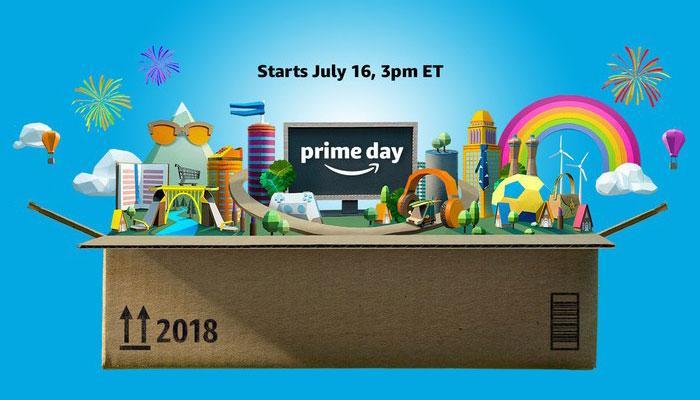 Logo Amazon Prime Day 2018