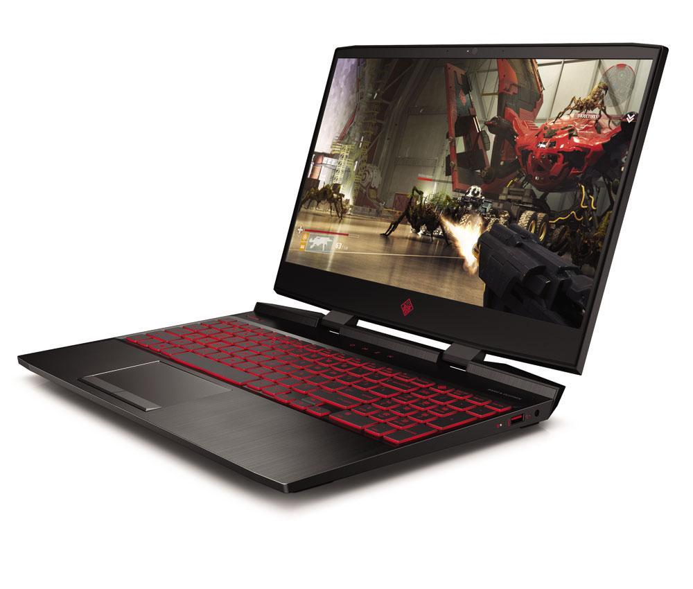 Diseño del portátil HP OMEN 15