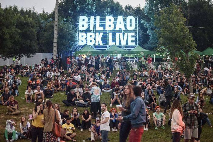 Logo del BBK Live