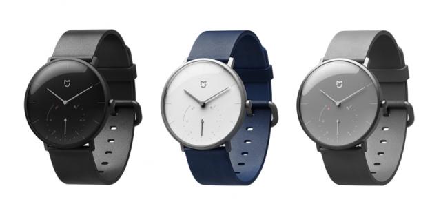 Colores del reloj Xiaomi Quartz Watc