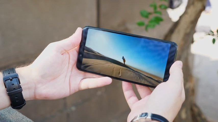 Pantalla del Xiaomi Mi A2