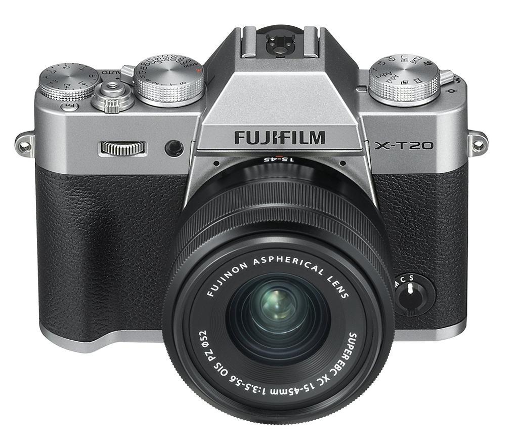 Cámara Fujifilm X-T20